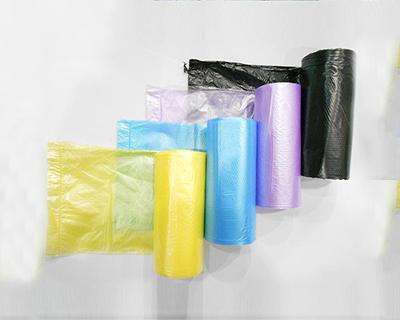 彩色垃圾袋