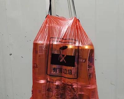 手提垃圾袋质量